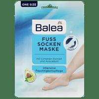 balea fußmaske, dm fußmaske