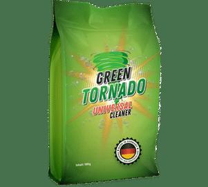 Green Tornado Test